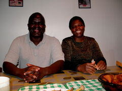 John and Alice Omondi know the importance of sponsoring a child in a developing country.