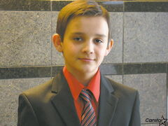 Jaron Wiebe, now 12, has been dealing with Type 1 diabetes since he was 18 months old.