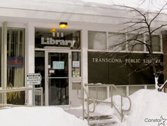 The Transcona Public Library continues to be a hub of the community.