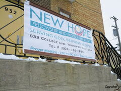 The New Hope Fellowship and Mission Ministry will celebrate its second  anniversary this year.