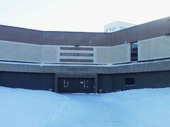 The new-look Dalhousie Elementary School on 262 Dalhousie Dr.