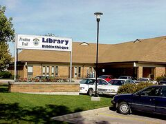 Pembina Trail Library, at 2724 Pembina Hwy., is one of the busiest branches in the Winnipeg Public Library system, according to the city website.