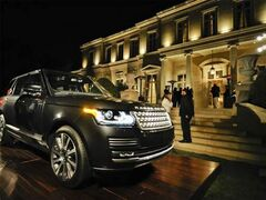 A recent Land Rover event in Beverly Hills was limited to customers considered 'superloyalists' -- those who have bought at least five Range Rover SUVs over the years, vehicles that cost more than $100,000.