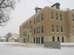 Jan. 15, 2015 - George V School is busy planning its 100th Anniversary celebrations. (SHELDON BIRNIE/CANSTAR COMMUNITY NEWS/HERALD)