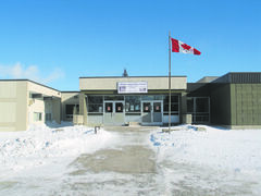Feb. 26, 2015 - Salisbury Morse Place School in East Kildonan celebrates its 100th anniversary this year with a big celebration scheduled for April 23. (SHELDON BIRNIE/CANSTAR COMMUNITY NEWS/HERALD)