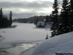 Whiteshell Provincial Park is home to hundreds of lakes and thousands of cottages.