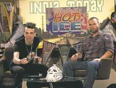 Jay Baruchel and Seann William Scott.