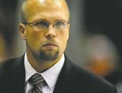 Minnesota Wild head coach Mike Yeo