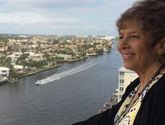 Florida real-estate agent Sandy Yacker looks at the state intracoastal waterway in Boca Raton, Fla. on Jan. 26, 2014. Yacker says the market is bouncing back from its historic plunge. THE CANADIAN PRESS/Alex Panetta
