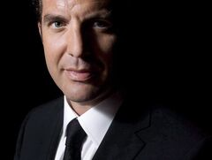 Rick Mercer poses in Toronto on Wednesday, September 16, 2009. Mercer ??? a Canadian known for his capacity to chat, rant and laugh ??? said he was dumbstruck when he learned he was to receive one of the country's top honours.THE CANADIAN PRESS/Darren Calabrese