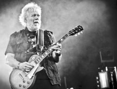 Randy Bachman (above) will perform at a  Les Paul tribute in New York City.