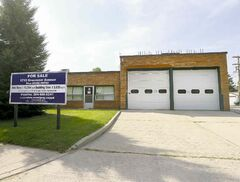 The buyer plans to convert the old fire hall on Grosvenor into a daycare operation.