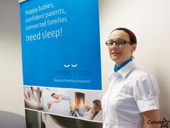 Sleep consultant Nichola Mitchell of Cheeky Chops offers a variety of options to help get children a restful night.