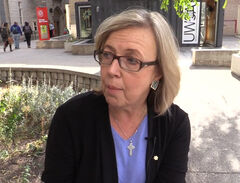 'It's quite shocking to see what started out as the Reform Party has become,' Green Party Leader Elizabeth May says.