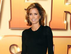 FILE - This Oct. 24, 2011 file photo shows actress Tea Leoni attends the premiere of