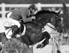 Canadian equestrian Ian Millar will mark his 10th Olympics in London.w
