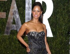 "FILE - In this March 7, 2010 file photo, actress Stacey Dash arrives at the Vanity Fair Oscar party in West Hollywood, Calif. Fox News Channel is bringing on actress Stacey Dash as a paid contributor. Dash, known for her roles in the ""Clueless"" movie and television series, got on the political radar when she endorsed Mitt Romney over Barack Obama in the last presidential election. Fox News programming executive Bill Shine said Wednesday, May 28, 2014, that Dash will offer cultural analysis and commentary across several of the network's programs. (AP Photo/Peter Kramer, File)"