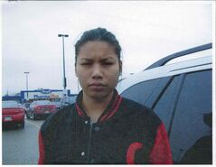 Robin Redhead, 19,  was last seen in Thompson Nov. 30. She has indicated intentions of moving to Winnipeg.
