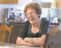 Helen Sissons, 97, is the great-great-granddaughter of Alexander and Anne Matheson.