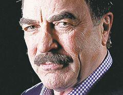 In this March 21, 2012 photo, actor Tom Selleck poses for a portrait in New York. On the CBS hit drama,