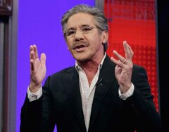 Fox News Channel commentator Geraldo Rivera