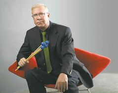 Vibraphonist Gary Burton is part of the Mack Avenue roster.
