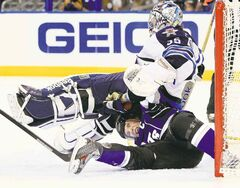 Dirk Shadd / Tampa Bay Times / MCT