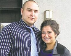 Drake David Moslenko and Kaila Latoya Tran. He is one of two men charged in her killing.
