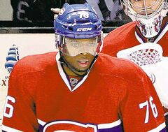 P.K. Subban finally signed a two-year deal worth $5.75 million  late Monday.