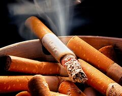 Eliminating smoking is one way to reduce the risk of getting cancer.