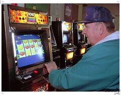Gamblers may no longer have to visit a casino to play their favourite game of chance.