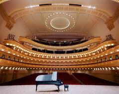 Carnegie Hall.