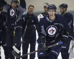 The Winnipeg Jets announced Tueday morning they signed 18-year-old Mark Scheifele to an entry-level contract.