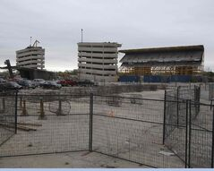 The sale of Canad Inns Stadium is one of the items being scrutinized in a new audit about major city real-estate transactions. A new Target store is being built on the site of the former football stadium near Polo Park.