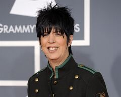 Songwriter Diane Warren arrives at the Grammy Awards in Los Angeles on Feb. 12, 2012. THE CANADIAN PRESS/AP, Chris Pizzello