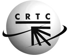 The logo for the Canadian broadcast regulator.