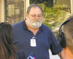 HSC security official Gary Francis testified Brian Sinclair's body was 'stiff as a board.'