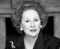 Meryl Streep as Margaret Thatcher in Phyllida Lloyd's The Iron Lady.