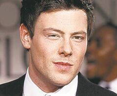 Cory Monteith: died of overdose