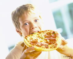 Health experts say childhood obesity rates are continuing to rise and attribute the increase to poor eating habits.