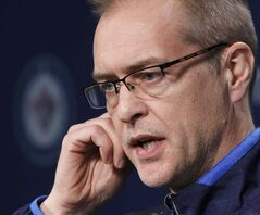 Paul Maurice: maintaining confidence