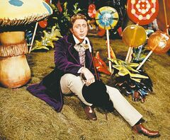 Gene Wilder starred in Willy Wonka and the Chocolate Factory in 1971. A chocolate factory may emerge at The Forks.