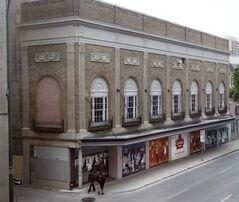 The freshly restored Metropolitan Theatre, seen in June 2011, is about to open for business.