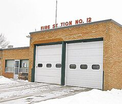 Former No. 12 fire hall on Grosvenor Avenue.