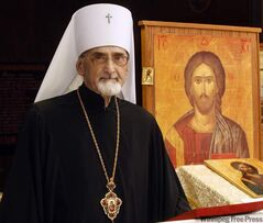 Archbishop John retired last month as metropolitan of the Ukrainian Orthodox Church of Canada.