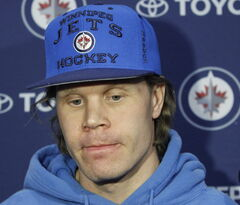 Will centre Olli Jokinen return to the Jets?