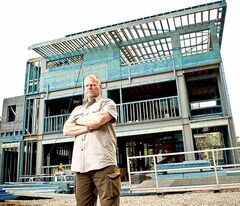 UNDATED -- Construction financing is a great tool for building your own home but homeowners cannot rely on advances to cover initial construction costs.  HANDOUT PHOTO: The Holmes Group. For Mike Holmes column ORG XMIT: POS1307151857115955