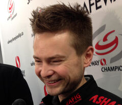 Mike McEwen and his team feel good heading into the provincial curling championship.