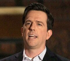 Ed Helms, June 2, 2012 in Culver City, Calif. THE CANADIAN PRESS/AP, Matt Sayles/Invision