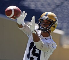 There was concern wide receiver Aaron Kelly — the second-leading receiver in the CFL — might not play after he came up lame during practice Wednesday. But Bombers head coach Mike O'Shea said Kelly made the trip to Montreal and is expected to start tonight.